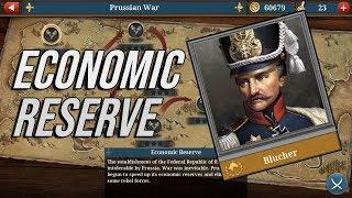 Prussian War - Economic Reserve [CHALLENGE] EUROPEAN WAR 6 1804