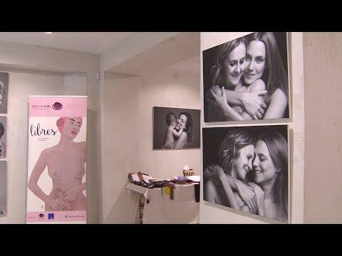 La exposición 'Libres' lucha contra la mutilación genital femenina thumbnail