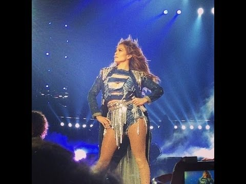 Jennifer Lopez - Dubai World Cup 2014