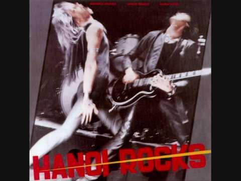 Hanoi Rocks - Walking With My Angel
