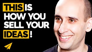 Sell Your Idea - How to present your IDEA to a company