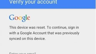 How to Bypass Google FRP lock on any phones 2017 trick