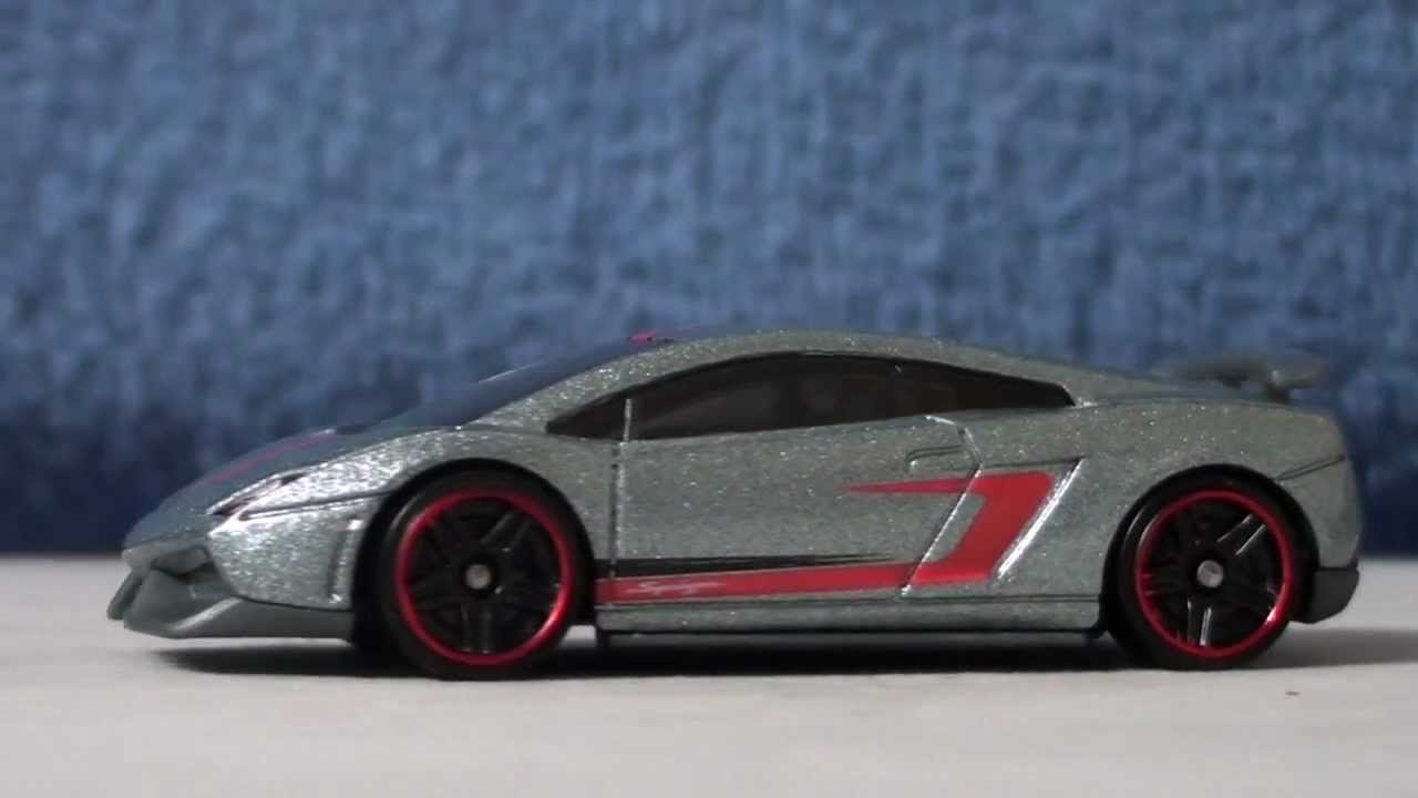 awesome hot wheels car lamborghini gallardo lp570 4 superleggera youtube. Black Bedroom Furniture Sets. Home Design Ideas