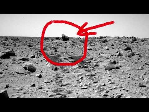 Лучшие фотографии загадочных существ в миссии кьюриосити!Марс живой!