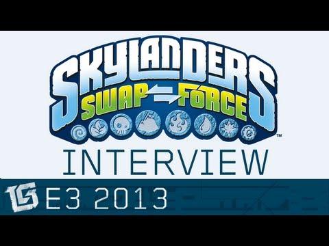 Skylanders Swap Force - TGS at E3 2013