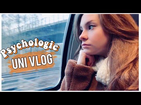 UNI VLOG || Letzte Uni-Woche, Lernen für Klinische Psychologie, Referat & mein Alltag!