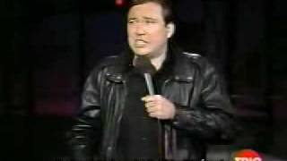 "Bill Hicks en ""Late Night with David Letterman"" (12-09-1989)"