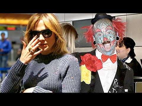 Jennifer Lopez Confetti-Bombed by Clown?! - SourceFed