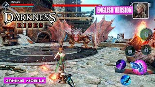 Darkness Rises English Version - by NEXON (Dark Avenger 3 Global)   Android/IOS Gameplay 12.47 MB
