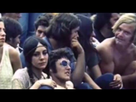 Joe Cocker ~ With A Little Help From My Friends  (Woodstock 1969)