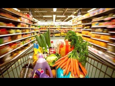 Едем за покупками. Цены на продукты в Италии. Перед Пасхой