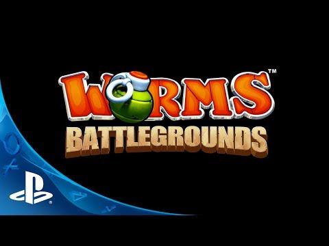 Worms Battlegrounds Official Trailer