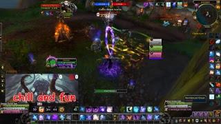 8.1 World of Warcraft Battle for Azeroth shadow priest / holy priest / disc priest #Uruguaypalmundo