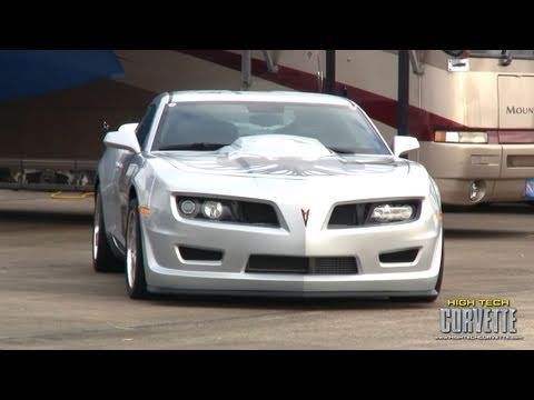 Trans Am conversion
