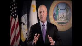 Mayor Landrieu Accepts World Tourism Award For New Orleans