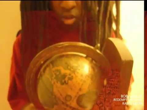 Bob Marley Redemption Song - Rasta Media Video