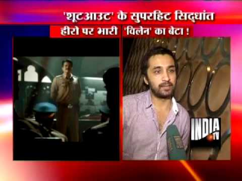 India TV's exclusive interview with Shakti Kapoor's son Siddhant