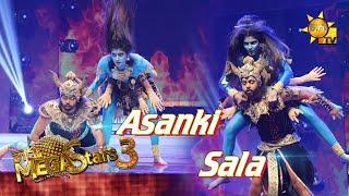 Iresha Asanki with Sala Mega Stars 3 | Round 4 | 2021-06-13