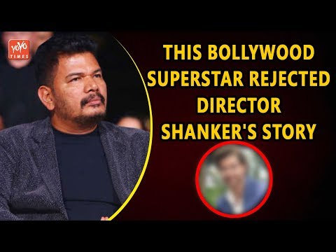 Which Bollywood Superstar Rejected Director Shanker's Story| 2.0 |  YOYO Times