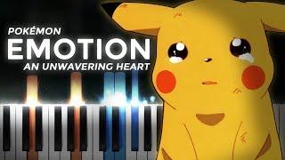 Pokémon X/Y · Emotion (An Unwavering Heart) | LyricWulf Piano Tutorial on Synthesia
