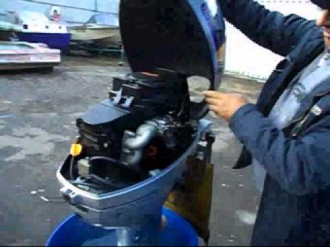 увеличить мощность мотора sea pro