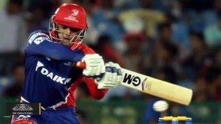 IPL 2016 | MI vs DD | Samson, Duminy power Delhi Daredevils to 164/4 against Mumbai Indians
