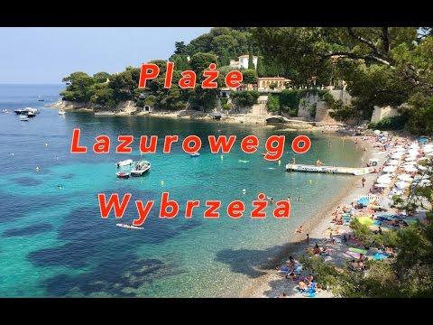Plaże Lazurowego Wybrzeża / French Riviera Beaches