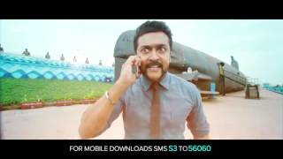 Singam 3S3 Official TeaserTrailer Tamil Suriya Anu