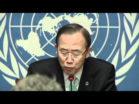 WorldLeadersTV: SYRIA, DPR KOREA, SOUTH-SUDAN & SUDAN: BAN KI-MOON