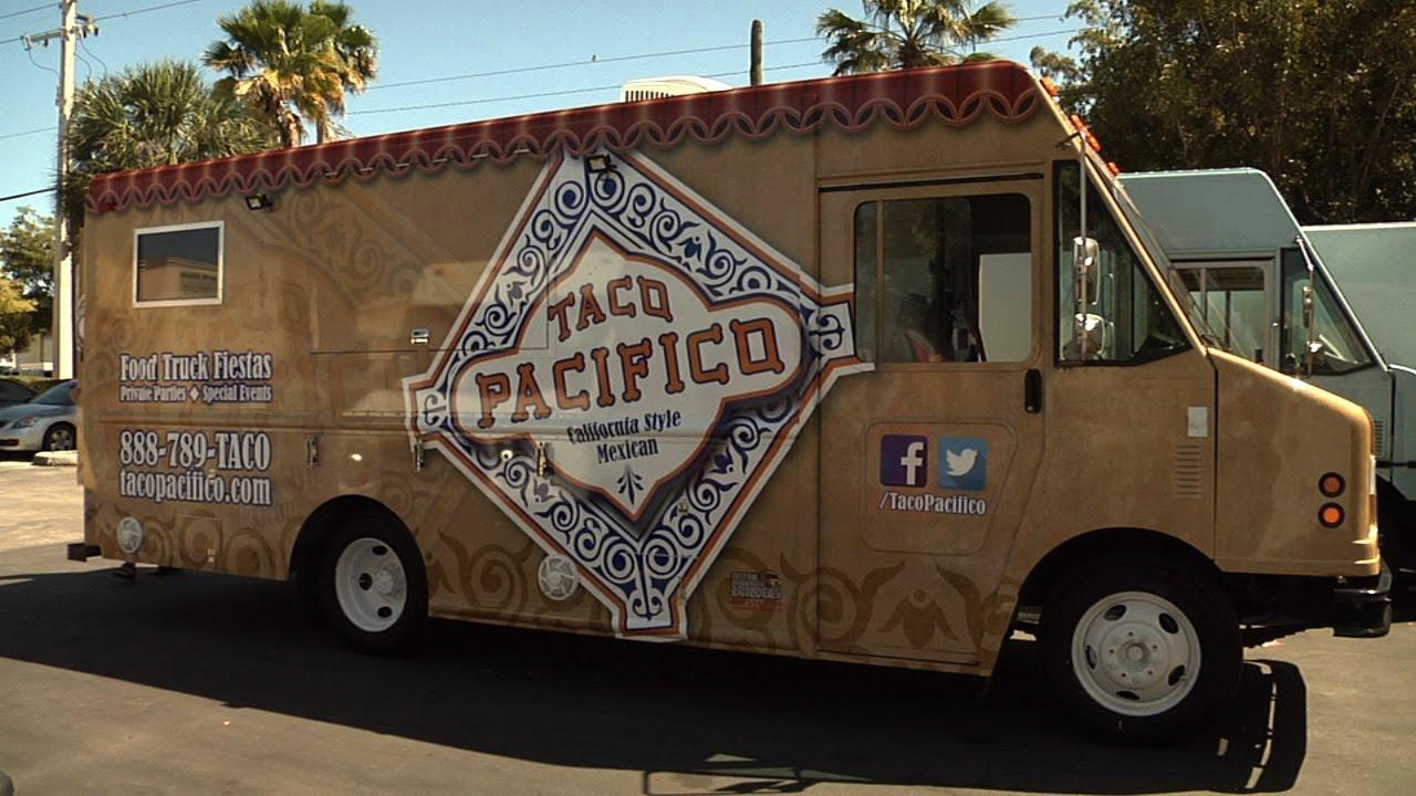 Custom Food Truck Builders Miami