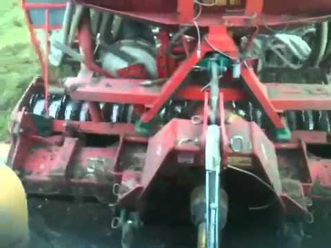 Kverneland Power harrow Challenger