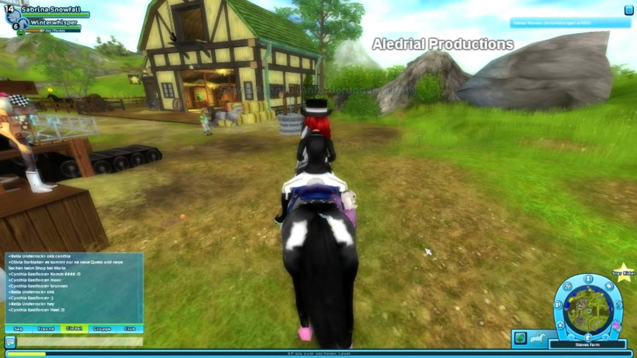 star stable online horse names