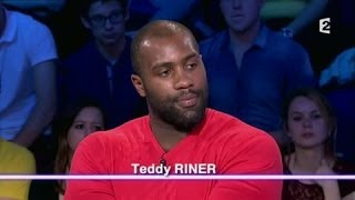 Teddy Riner On n'est pas couché 3 mai 2014 #ONPC