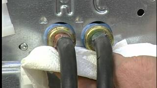 How to Install a Top Loading Washing Machine Video: Washer Installation Tips by Sears Home Services