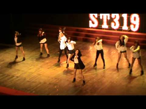 [ We Won't Stop Fan Meeting ] The Boys - Snsd Dance Cover By St.319 video
