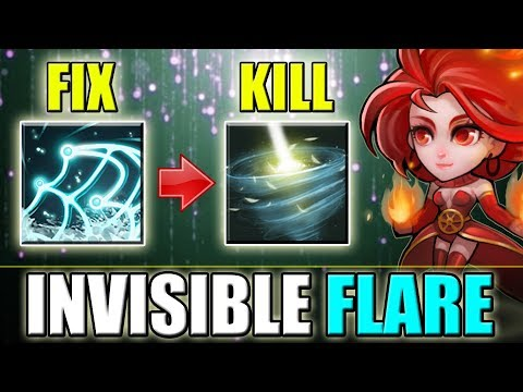 Two Buttons to Kill [Riki Invis + Mystic Flare] Dota 2 Ability Draft