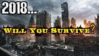 Prepping 2018 : Be Ready For Grid Down Survival