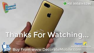 RealMe 2 pro Convert to iPhone Xr by DecorateMobile