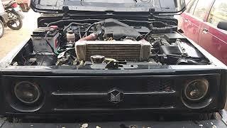 Swift ddis1.3 l engine in gypsy king(9429755025)