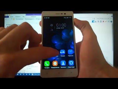 Blackview Omega Pro прошивка смартфона в Windows 10 64bit
