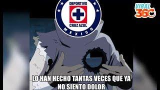 #VIRAL ⚽🤣Los memes sobre la derrota del Cruz Azul en la final de la Liga Mx ante el América⚽🤣