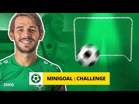 MiniGoal Challenge: Jaroslav Tregler
