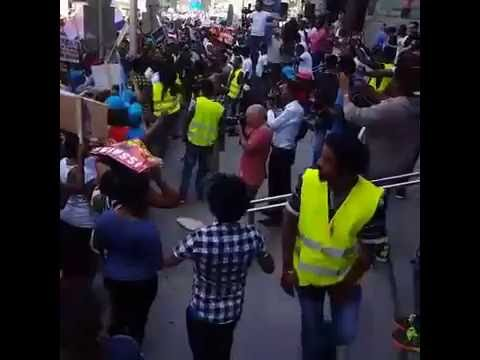 Assenna Video: Eritrean Justice Seekers in Israel Express Support to COI's Decision