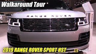2020 Range Rover Sport HST - Exterior and Interior Walkaround - 2019 NY Auto Show