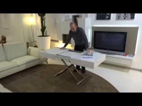 ARREDARE MONOLOCALI | TAVOLINO TRASFORMABILE BOX