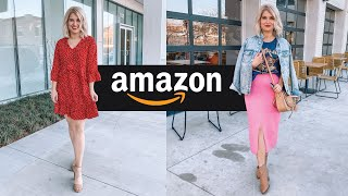 Amazon Fashion Haul | Valentine's Outfit Ideas!
