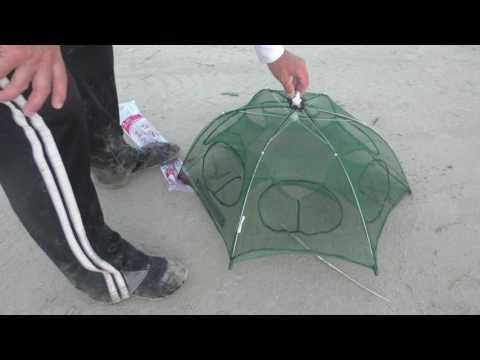folding crab trap