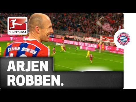 Arjen Robben - Player of the Week