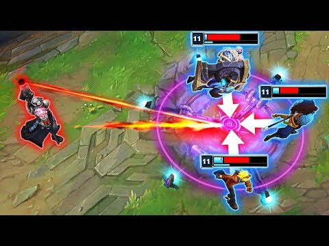"""Top 10 """"Perfect Calculated"""" Amazing Moments in League of Legends"""