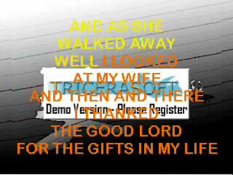 Garth Brooks   Unanswered Prayers Karaoke video